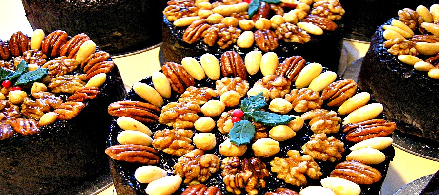 Christmas with Croxfords-your perfect Christmas cake
