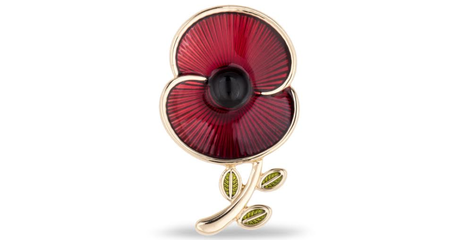 Remember with a Poppy