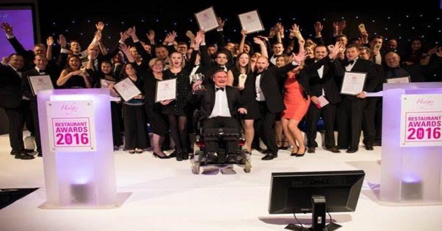 Awards for Oxfordshire's best restaurants