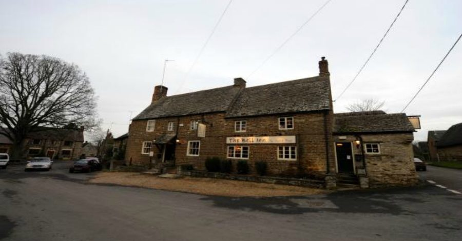Festive food on the menu at The Bell, Lower Heyford
