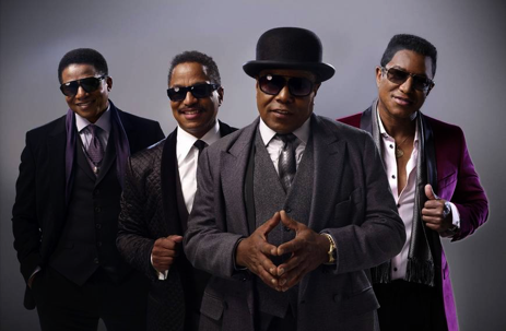 The Jacksons Announce 50th Anniversary Concert at Blenheim Palace
