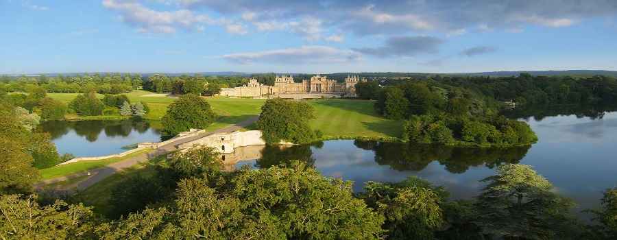 Blenheim Palace Voted Attraction of the Year