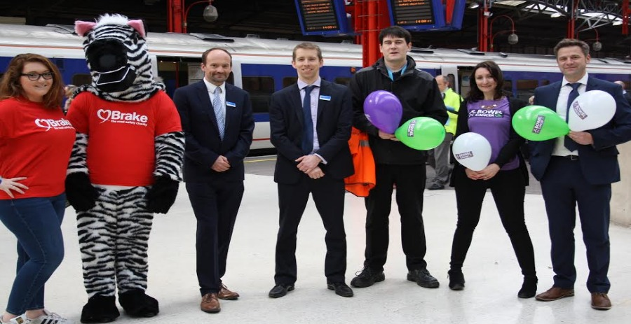 Chiltern Railways on track to support charities