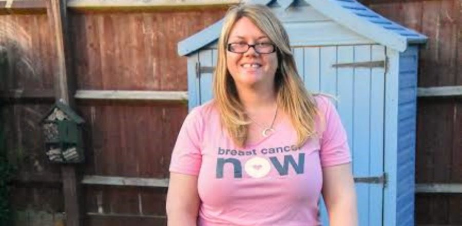 Support Liz and her charity climb