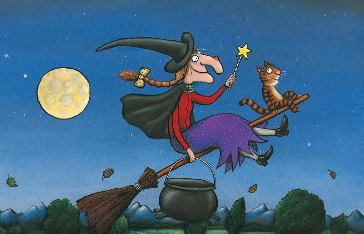 Win! Family tickets to Room on the Broom at the Oxford Playhouse