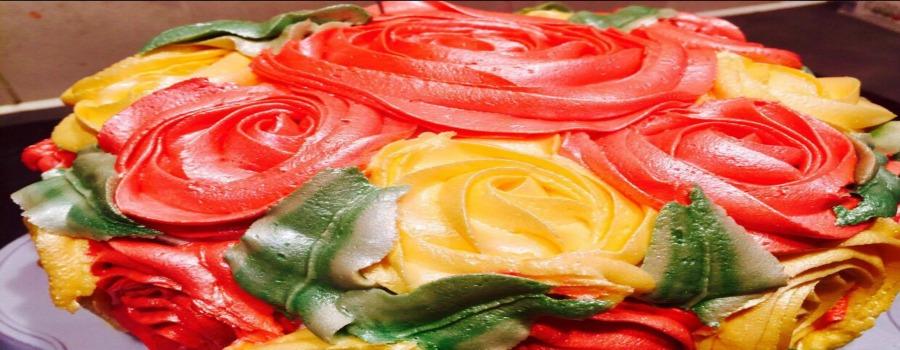 Beautiful buffets make the perfect treat