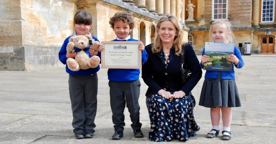The Duchess of Marlborough's Annual Heritage Awards at Blenheim Palace
