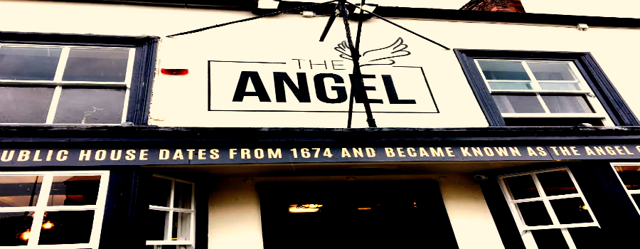 All change at The Angel