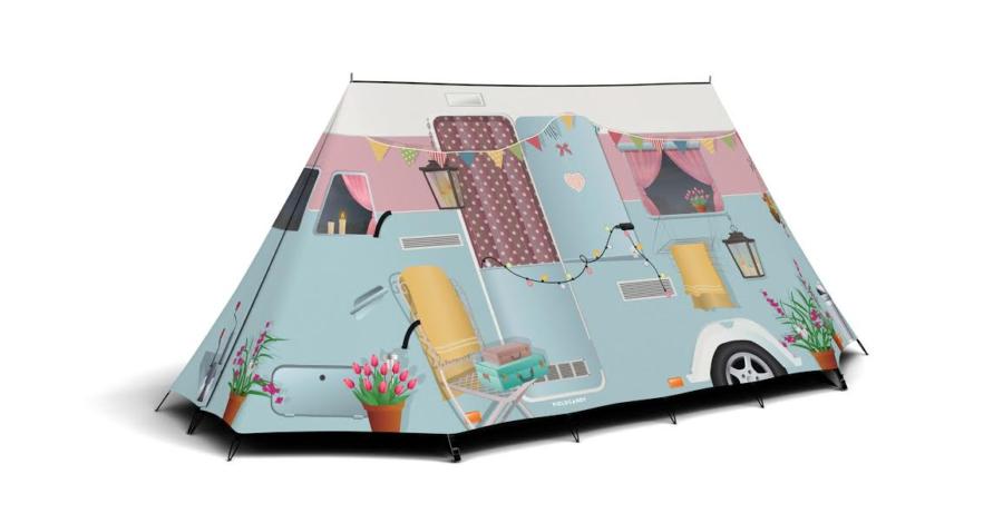 Festival camping essentials