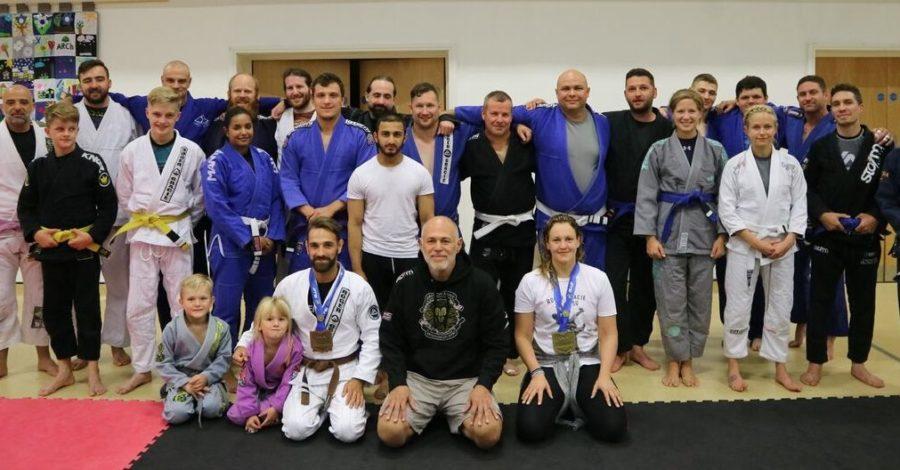 Double Bicester Bronze for local Jiu Jitsu coaches