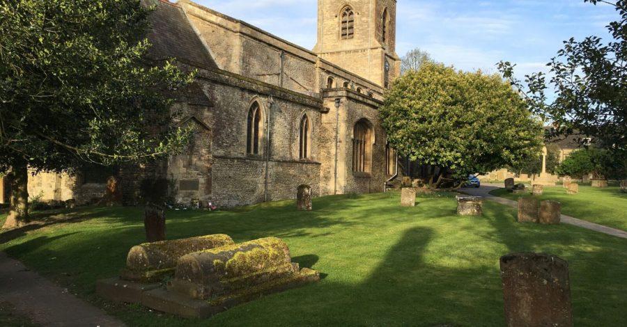 Heritage Day at St Edburg's