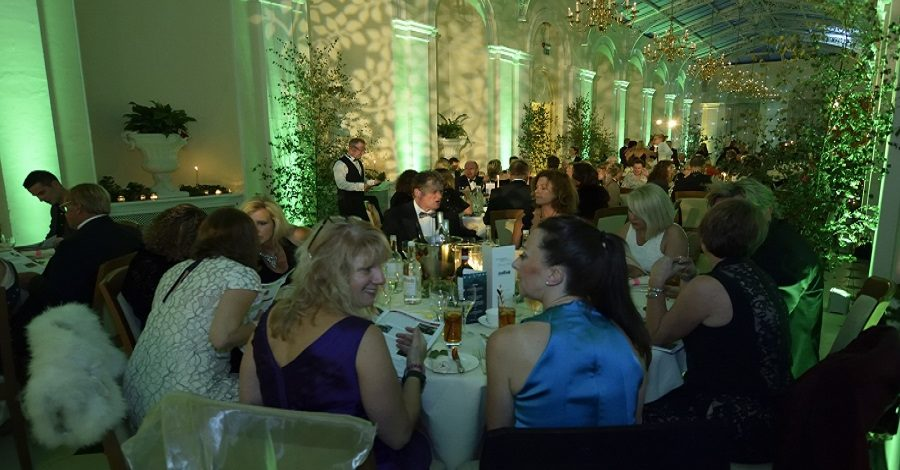 Ball is a Midsummer Night's Dream for cancer charity