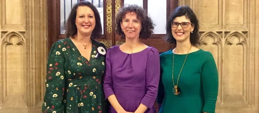 Celebrating the centenary of women's suffrage