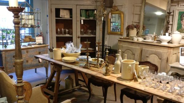 Dreaming of French antiques