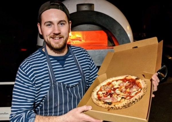 Get a Pizza Pronto!
