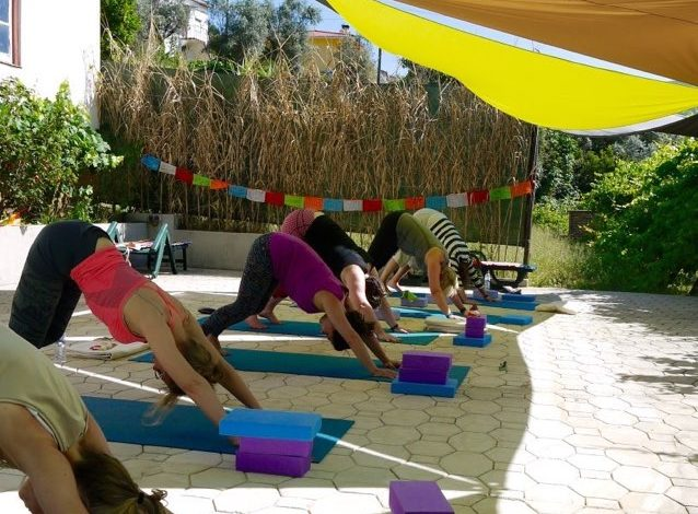 Retreat and find your calm with Sweet Yoga