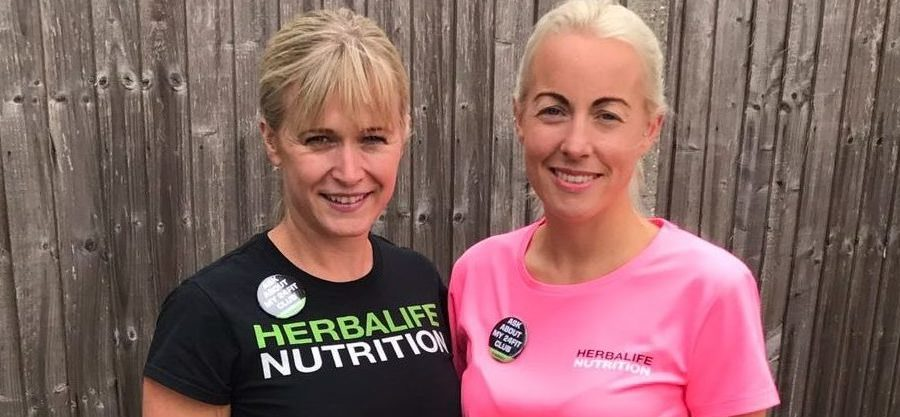 Sisters supporting people to take steps to a healthier lifestyle with online 0-5k five week challenge