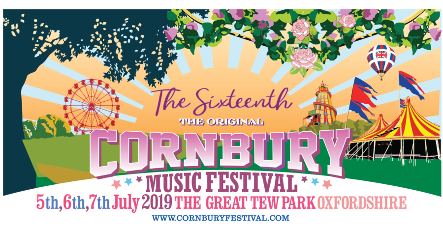 Cornbury Festival Line Up Announced