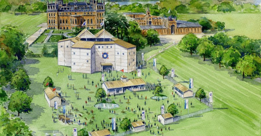 Shakespeare's Rose Theatre Returns: this time to Blenheim Palace
