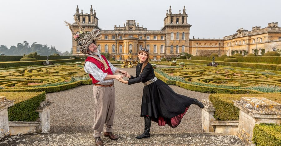 OXFORDSHIRE ACTOR WILLIAM MANNERING TO PLAY RICHARD III AT BLENHEIM PALACE THIS SUMMER