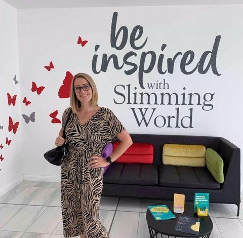Social media helped Helen reach her weight loss goal