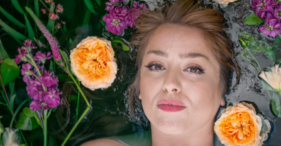 Weddings may be off but lockdown prompts florist to take the creative plunge