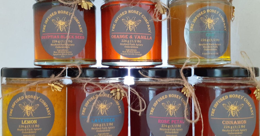 Bees are busy keeping business sweet at The Infused Honey Company