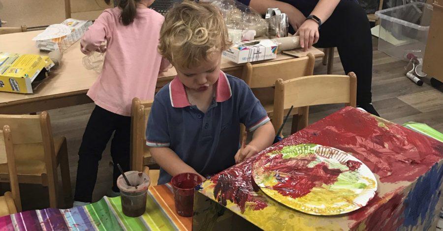 Recycle Week celebrated at local nursery