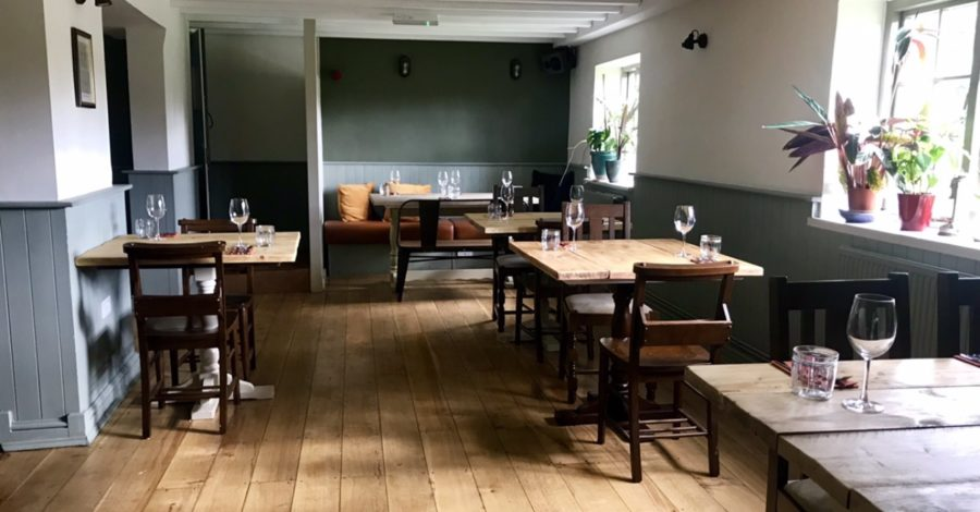 The Ben Jonson – the perfect place for a date night dinner, beautiful food and fabulous staff