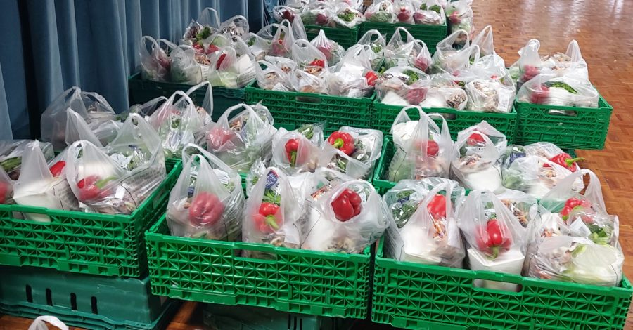 Cherwell Food banks are busier than ever and need YOUR help too
