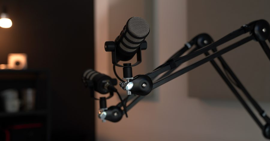 Local filmmaker opens Oxford's first Podcast Studio