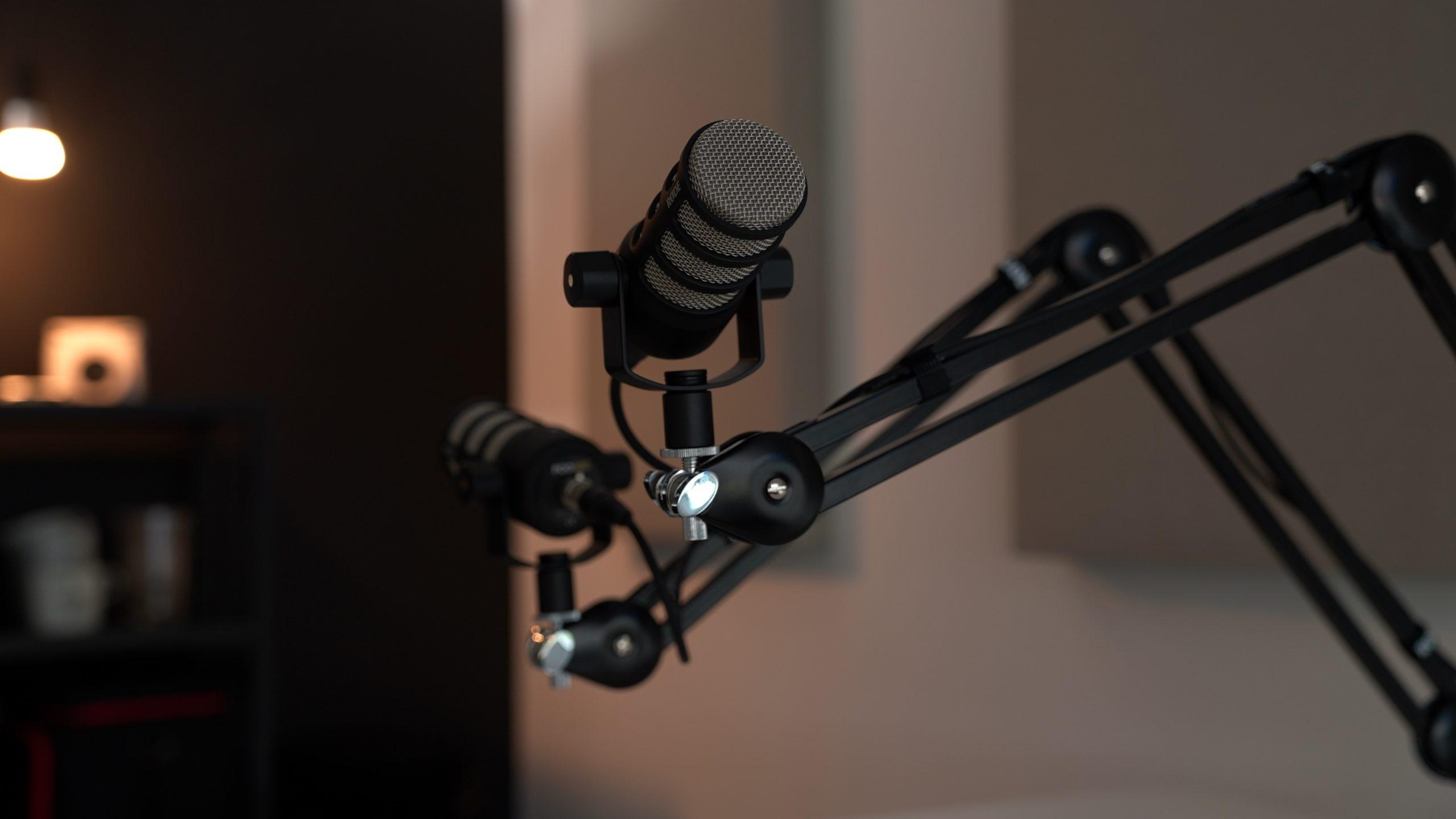 Podcast Studio Promo 2