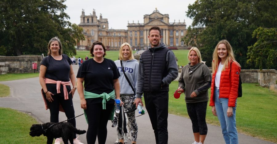 Blenheim Palace Hosts Sunrise Walk for Grief Support Charity