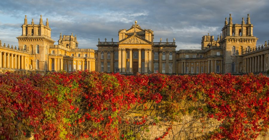 Autumn celebrations at Blenheim Palace's Fantastic New Family Festival